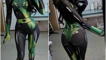 shego kim possible by luxlo cosplay 1 001